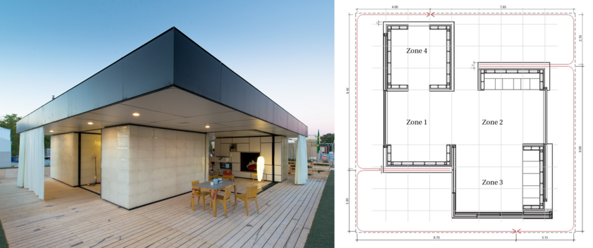 Solar Decathlon House