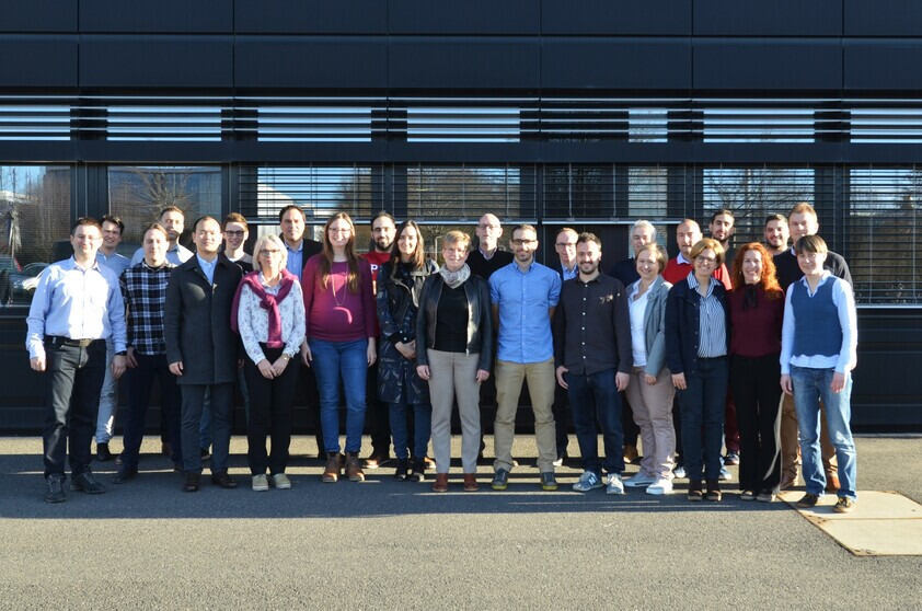 PLUG-N-HARVEST: 5th plenary meeting in Aachen